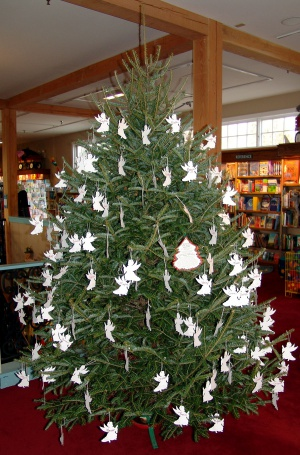 Book Angel Tree