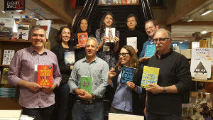 Booktopia Authors 2017