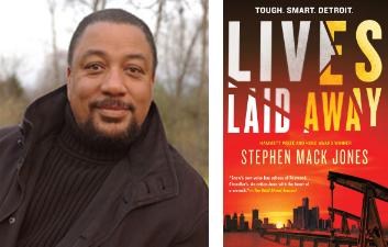 Booktopia 2019 - Stephen Mack Jones