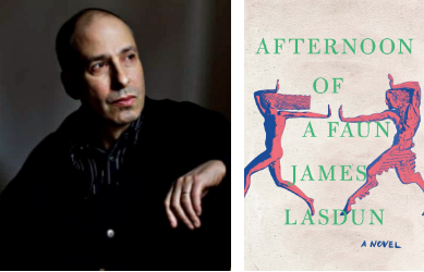 James Lasdun Event