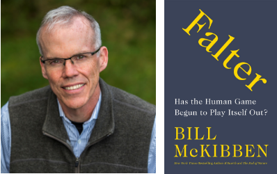 Bill McKibben Event