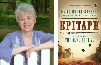 Booktopia 2015 - Mary Doria Russell