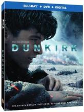 Dunkirk (Blu ray & DVD)