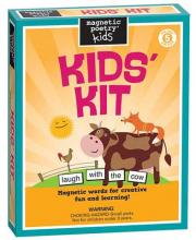 Magnetic Poetry Kids' Kit