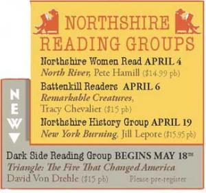 Northshire Reading Groups